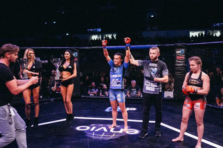 envio fight night 19-5